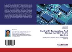 Bookcover of Control Of Temperature And Relative Humidity  In A/C Coaches