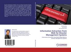 Buchcover von Information Extraction from Web for Disaster Management Systems