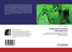 Обложка Integrated Nutrient Management