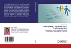 Participative Organizational Communication kitap kapağı
