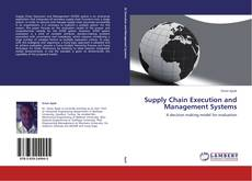 Portada del libro de Supply Chain Execution and Management Systems