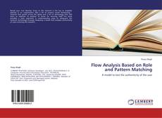 Borítókép a  Flow Analysis Based on Role and Pattern Matching - hoz