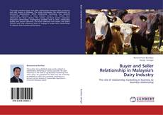 Capa do livro de Buyer and Seller Relationship in Malaysia's Dairy Industry