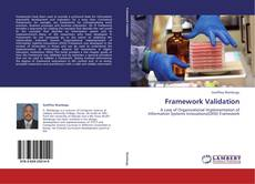 Framework Validation kitap kapağı