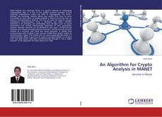 Couverture de An Algorithm for Crypto Analysis in MANET