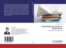 Buchcover von Contemporary Issues in Accounting