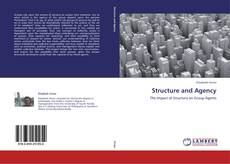 Capa do livro de Structure and Agency