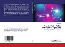Capa do livro de Geometry of Partial Differential Equations