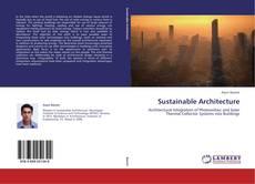 Couverture de Sustainable Architecture