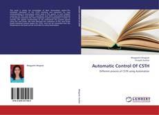 Buchcover von Automatic Control Of CSTH