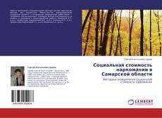 Bookcover of Социальная стоимость наркомании в Самарской области