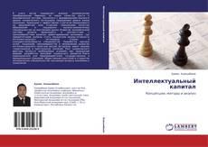 Интеллектуальный капитал kitap kapağı