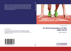 Buchcover von Ex Post Evaluation of The CWG 2010