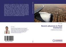 Bookcover of Recent advances in fluid mechanics