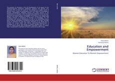 Buchcover von Education and Empowerment