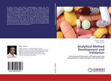 Bookcover of Analytical Method Development and Validation