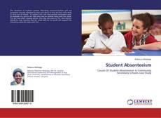Capa do livro de Student Absenteeism