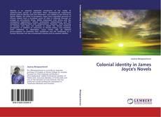 Portada del libro de Colonial identity in James Joyce's Novels