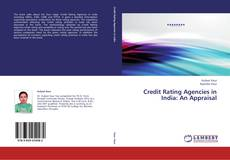 Credit Rating Agencies in India: An Appraisal kitap kapağı
