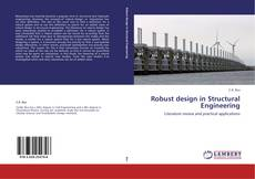 Bookcover of Robust design in Structural Engineering