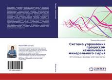 Bookcover of Система управления процессом измельчения минерального сырья