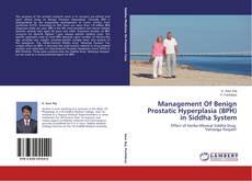 Borítókép a  Management Of Benign Prostatic Hyperplasia (BPH) in Siddha System - hoz