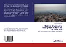 Capa do livro de Optimal Engineering Strategy for Sustainable Infrastructure