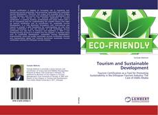 Bookcover of Tourism and Sustainable Development