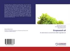 Couverture de Grapeseed oil