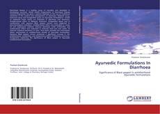 Ayurvedic Formulations In Diarrhoea的封面