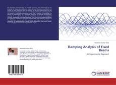 Capa do livro de Damping Analysis of Fixed Beams