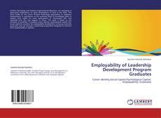 Portada del libro de Employability of Leadership Development Program Graduates