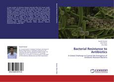 Bookcover of Bacterial Resistance to Antibiotics