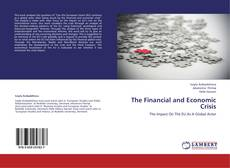 Bookcover of The Financial and Economic Crisis