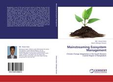 Bookcover of Mainstreaming Ecosystem Management