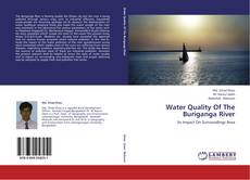 Bookcover of Water Quality Of The Buriganga River