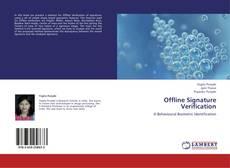 Buchcover von Offline Signature Verification