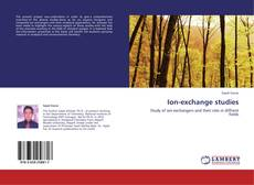Couverture de Ion-exchange studies