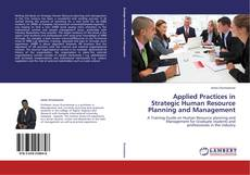 Buchcover von Applied Practices in Strategic Human Resource Planning and Management