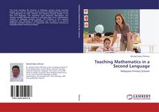 Capa do livro de Teaching Mathematics in a Second Language