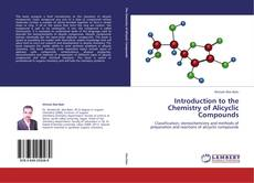 Обложка Introduction to the Chemistry of Alicyclic Compounds