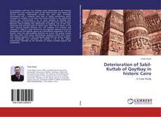 Copertina di Deterioration of Sabil-Kuttab of Qaytbay in historic Cairo