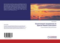 Copertina di Government investment in Special Needs Education