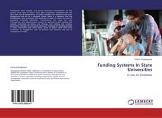 Capa do livro de Funding Systems In State Universities