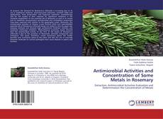 Couverture de Antimicrobial Activities and Concentration of Some Metals in Rosemary