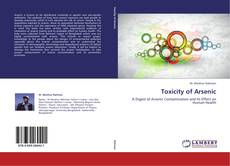 Bookcover of Toxicity of Arsenic