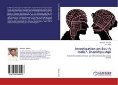 Investigation on South Indian Shankhpushpi的封面