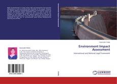 Environment Impact Assessment kitap kapağı