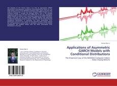 Обложка Applications of Asymmetric GARCH Models with Conditional Distributions
