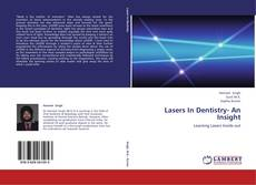 Capa do livro de Lasers In Dentistry- An Insight